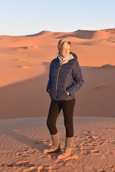 Gabi Ancarola Sahara desert, Morocco.
