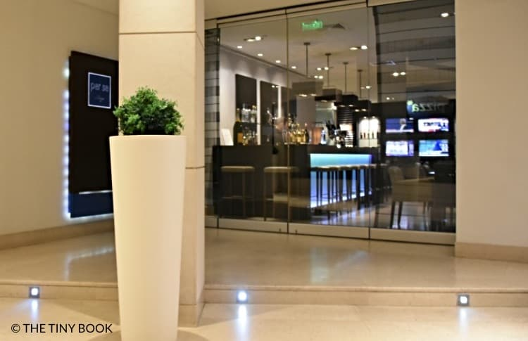 Lounge, Galaxy Hotel Iraklio