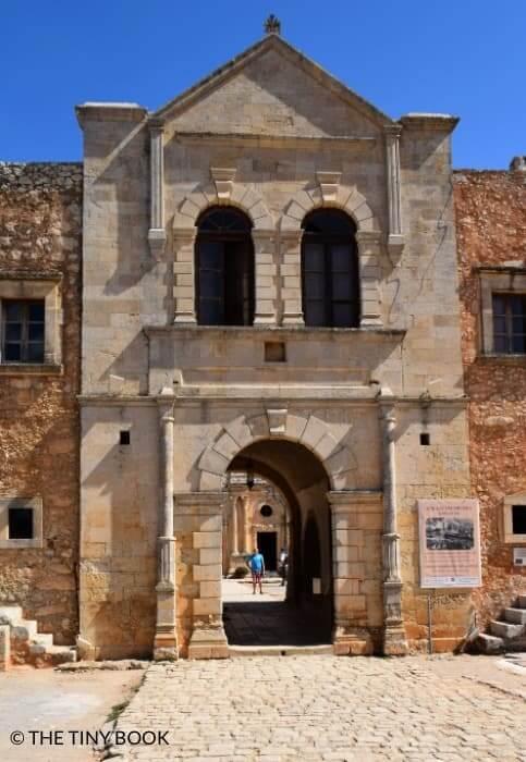 Arkadi Entrance