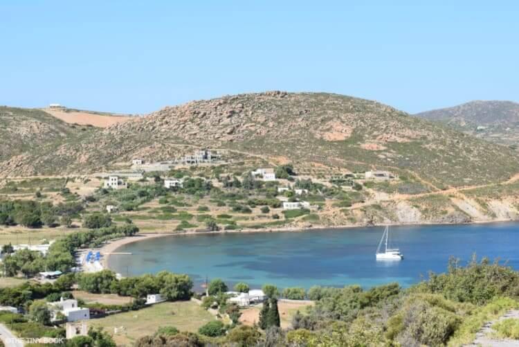 Patmos island.