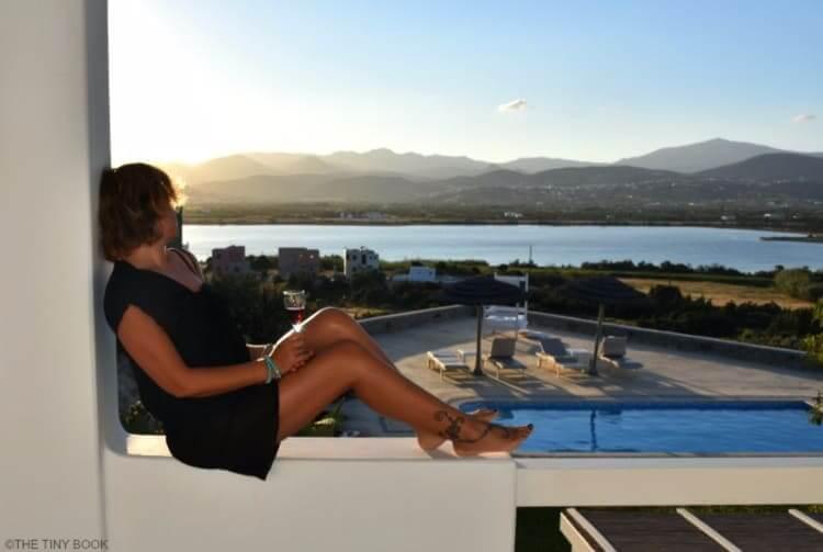 View Naxian Villas, Naxos Greece