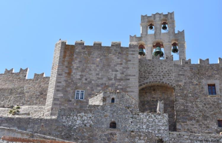Monastery of Saint John, Patmos island