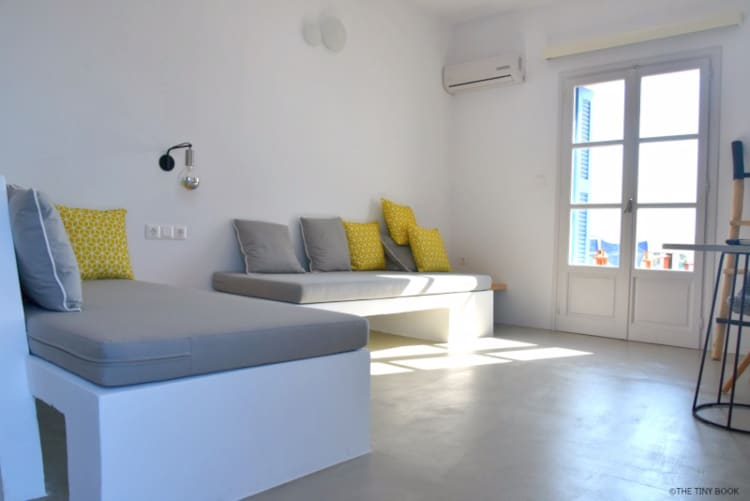 Room in Kouros village Antiparos island, Greece