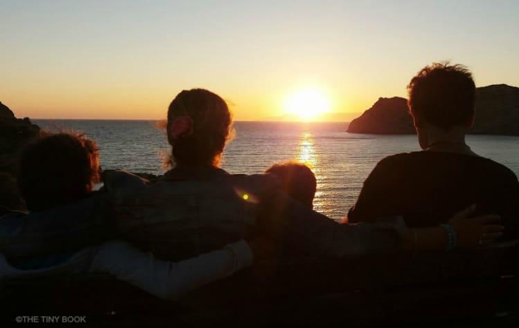 Patmos sunset