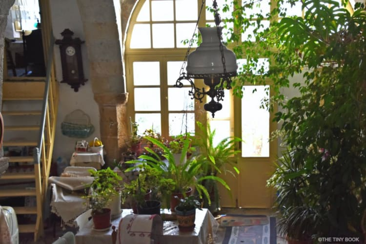 Simandiri mansion, Patmos island.