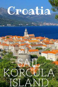 Korcula island, a gem in the Adriatic (Croatia), read more!