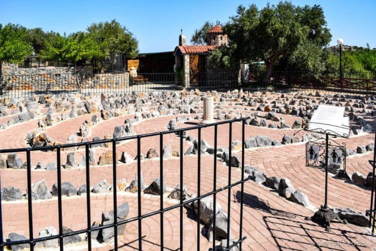 Cretan Maze.