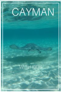 Cayman Islands with kids: Planning a vacation with your children can be challenging. In Cayman Islands there are so many things to do