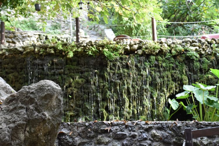 Springs of Argyroupoli.