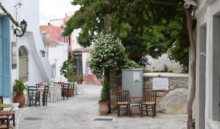 Halki, naxos