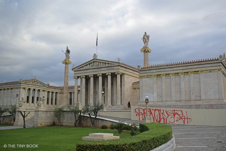 Neoclassic architecture, Athens