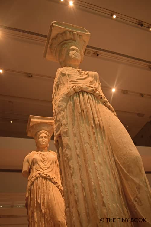Acropolis Museum, Athens.