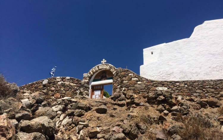 Agios Antonios Monastery (Paros Greece)