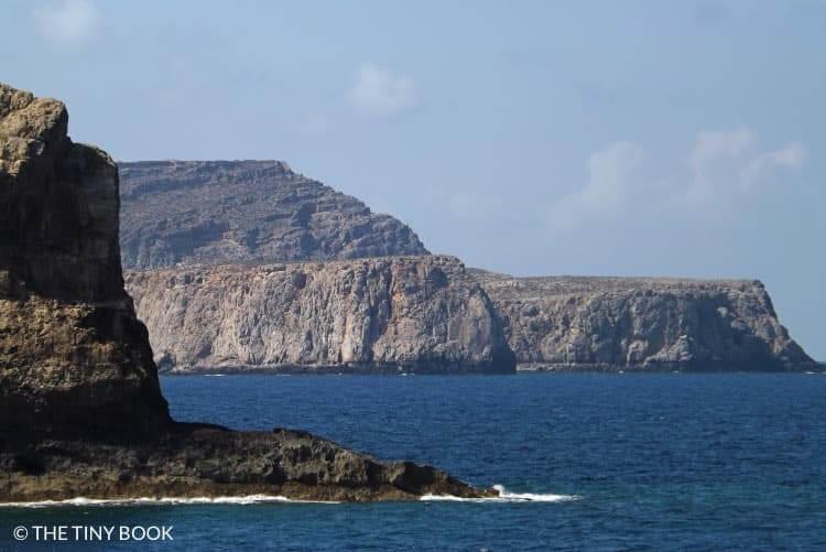Sea of Crete.